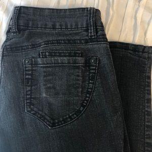 Jolt Jeans - Jolt Dark Gray Pants